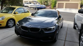BMW uploaded by Trina K.