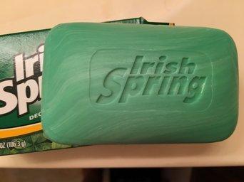 Irish Spring Original Bar Soap uploaded by Peggie F.