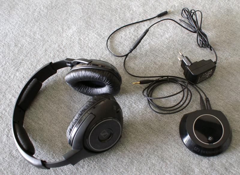Sennheiser HDR160 - Additional Kleer Wireless Headphone Receiver for RS160 uploaded by Jordan H.