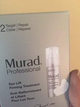 Photo of Murad Eye Lift Firming Treatment 1 oz uploaded by S L.