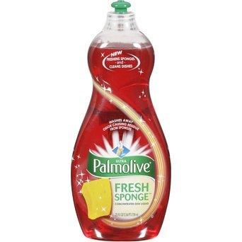 Palmolive® Fresh Sponge Dishwashing Liquid uploaded by Elena K.