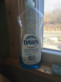 Dawn Ultra Concentrated Dish Liquid Original uploaded by Tasha B.