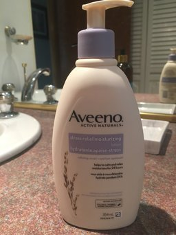 Aveeno Active Naturals Stress Relief Moisturizing Lotion uploaded by Jolaine B.