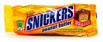 Snickers Peanut Butter Squared Bars uploaded by Jess D.