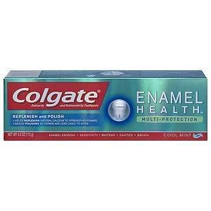 Colgate Enamel Health Cool Mint Toothpaste uploaded by Elena K.