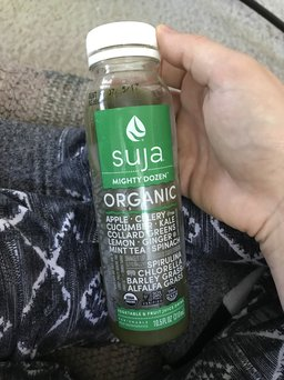 Suja® Organic Green Delight™ 100% Fruit & Vegetable Juice uploaded by Tara K.