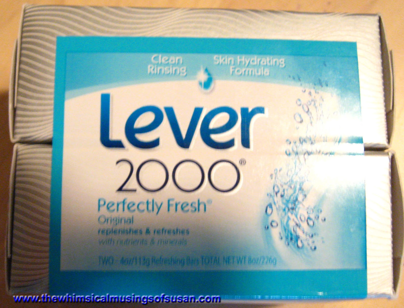Photo of Lever 2000 Perfectly Fresh Refreshing Bar Soap 8 PackPerfectly Fresh Original uploaded by Myla N.