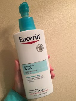 Eucerin Daily Replenishing Moisturizing Lotion uploaded by Veronica F.