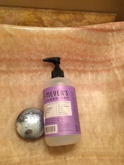 Mrs. Meyer's Clean Day Lilac Hand Soap uploaded by LA B.