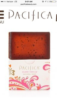 Pacifica Island Vanilla Bar Soap uploaded by Brittiny B.