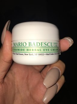 Mario Badescu Ceramide Herbal Eye Cream/0.5 oz. uploaded by Celina T.