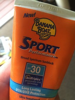 Banana Boat Sport Spf 30 10.64oz. Ultra Sweatproof uploaded by Caroline J.