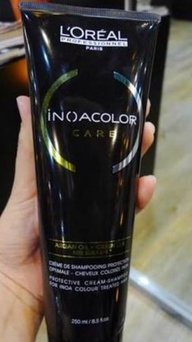 L'Oréal Professionnel Protective Cream Shampoo for INOACOLOR Treated Hair uploaded by Shastri D.