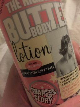 Photo of Soap & Glory The Daily Smooth Ultra Rich Body Lotion 500ML uploaded by Sabree S.