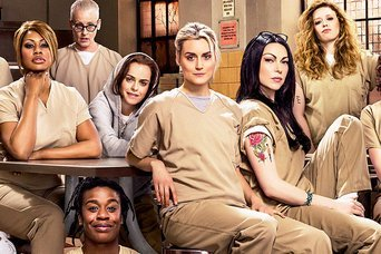 Photo of Orange is the New Black uploaded by Monica B.
