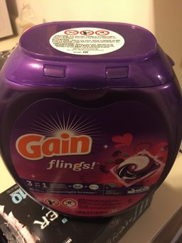 Gain Flings! Moonlight Breeze Laundry Detergent Pacs uploaded by Rebecca D.