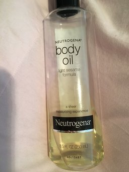 Neutrogena Light Sesame Formula Body Oil uploaded by Peggie F.