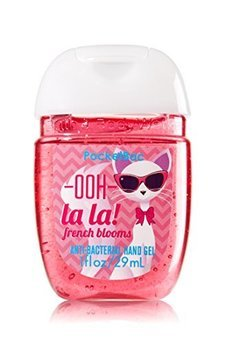 Photo of Bath & Body Works PocketBac Hand Sanitizer Gel Ooh La La French Blooms uploaded by Yurivia M.