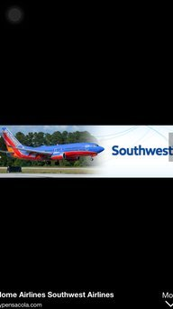 Southwest Airlines uploaded by Valerie B.