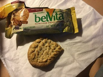 Nabisco® belVita® Cinnamon Brown Sugar Breakfast Biscuits 1.76 oz. Pack uploaded by Maryann A.