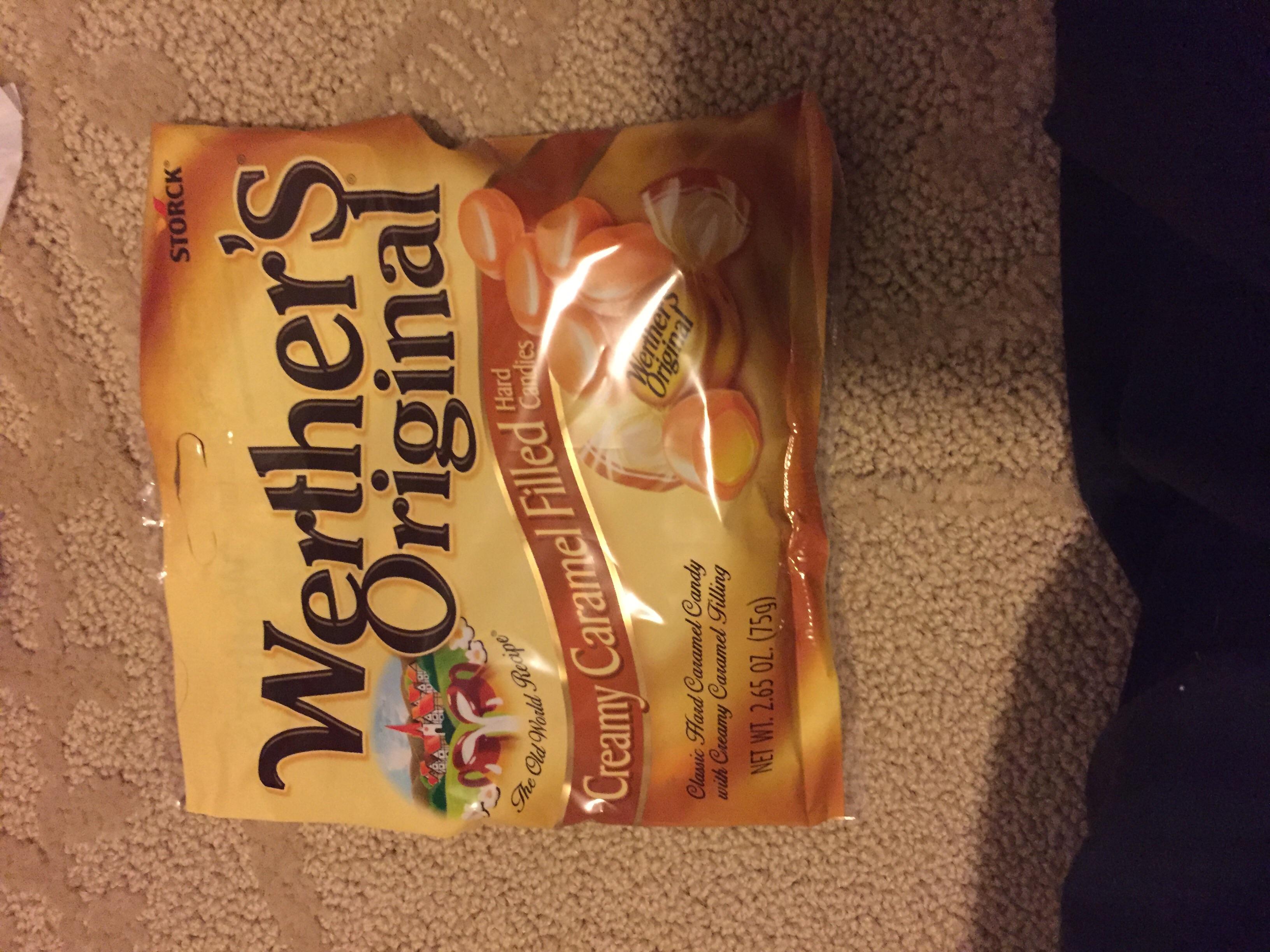 Werther's Original Creamy Caramel Filled uploaded by Brianna J.