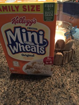 Frosted Mini-Wheats Cereal Original uploaded by Ellen C.