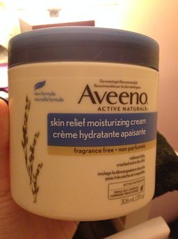 Aveeno Active Naturals Skin Relief Intense Moisture Repair Cream uploaded by Kennedy x.