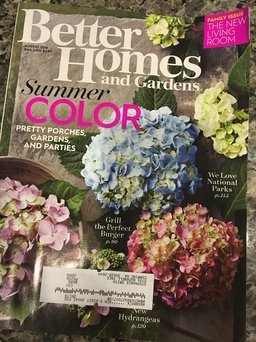 Better Homes and Gardens  uploaded by Stephanie S.