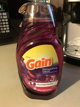 Gain® Ultra Moonlight Breeze Dishwashing Liquid uploaded by Sarah G.