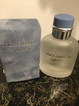 Dolce & Gabbana Light Blue Pour Homme uploaded by Noah M.