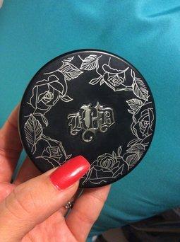 Kat Von D Lock-It Powder Foundation uploaded by Stephanie O.