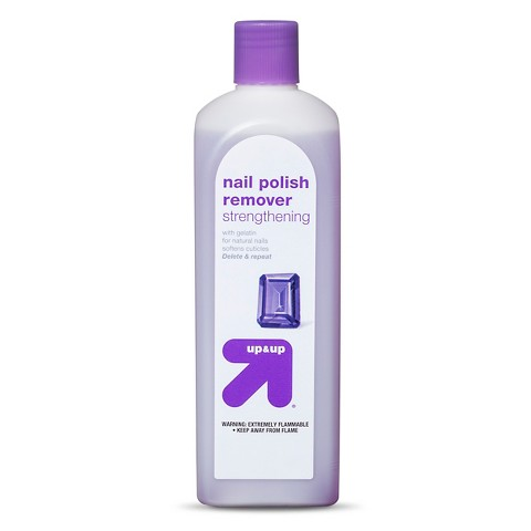 Photo of Up & up Nail Polish Remover uploaded by Brianne b Q.
