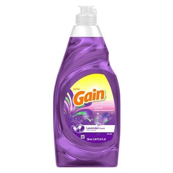 Gain Ultra Dishwashing Liquid Lavender Scent uploaded by Moulay hicham I.