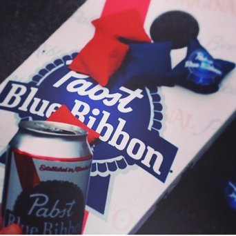 Pabst Blue Ribbon Beer uploaded by Brittiany H.