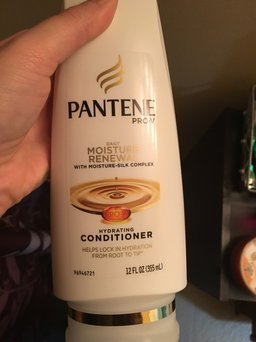 Frizzy to Smooth Pantene Pro-V Smooth and Sleek Shampoo 375 ml uploaded by Lana O.