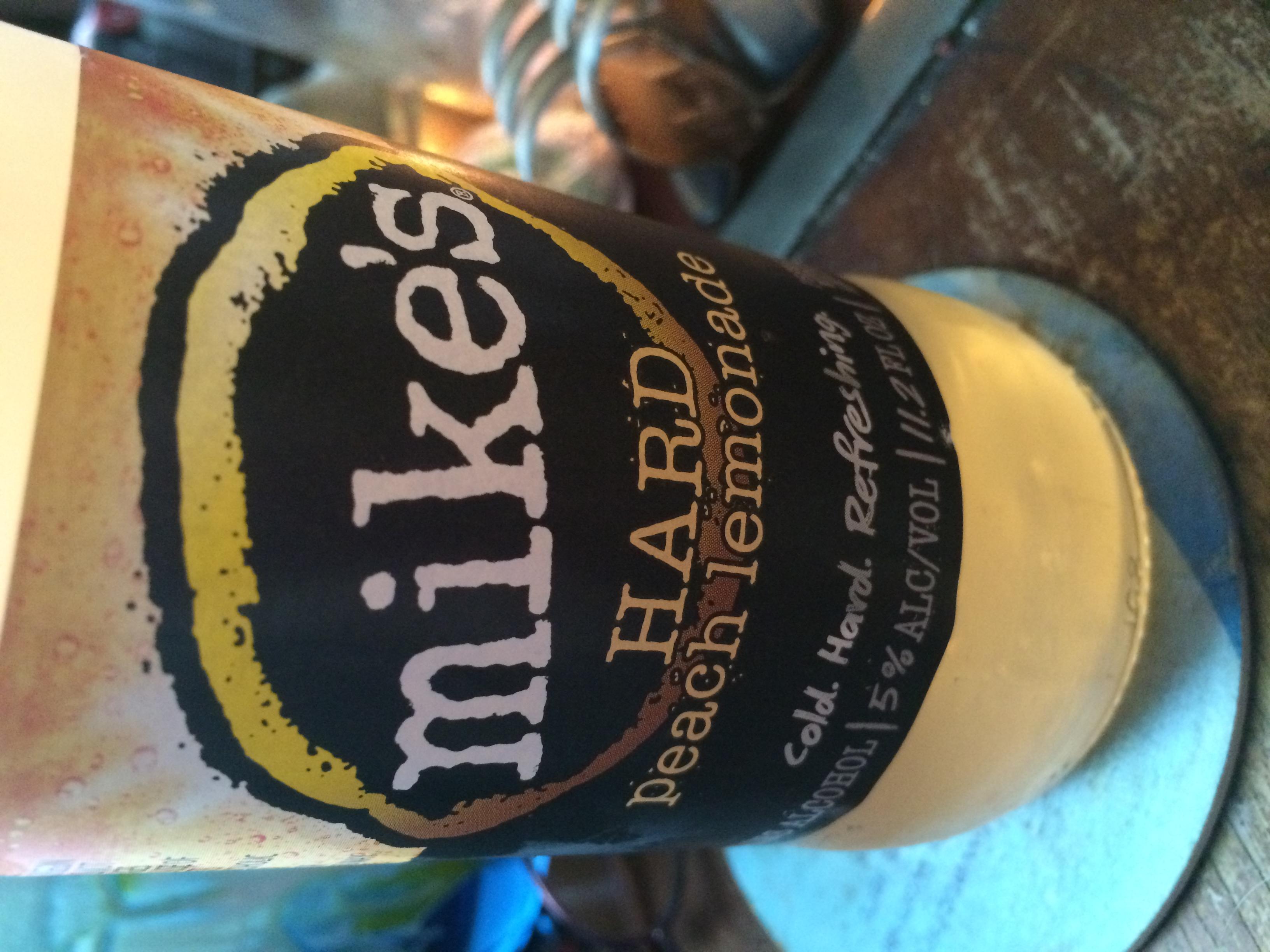Mike's Hard Lemonade The Classic Peach Margarita Ultra Premium Malt Beverage, 6ct uploaded by Nanci A.