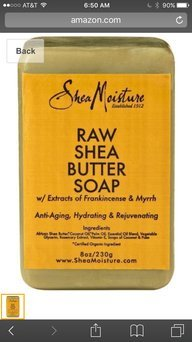 Shea Butter Soap uploaded by Dani D.