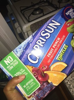 Capri Sun Juice Drink Fruit Punch uploaded by Amaris C.