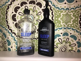 Bath Body Works Bath & Body Works Aromatherapy Lotion Black Chamomile uploaded by Brittany R.