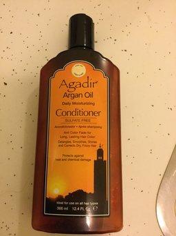 Agadir Argan Oil Conditioner uploaded by Maria C.