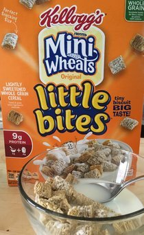 Frosted Mini-Wheats Cereal Original uploaded by C H.