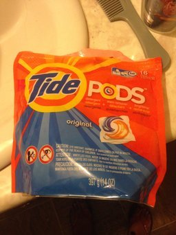 Photo of Tide PODS® Laundry Detergent Original Scent uploaded by Chrystal D.