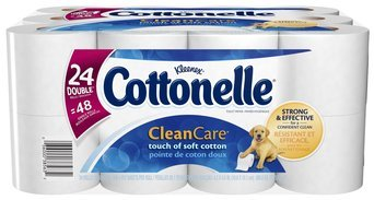Photo of Cottonelle® Ultra Comfort Care Toilet Paper uploaded by Stephanie A.