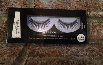 NYX Fabulous Eye Lashes uploaded by Kaitlynn H.