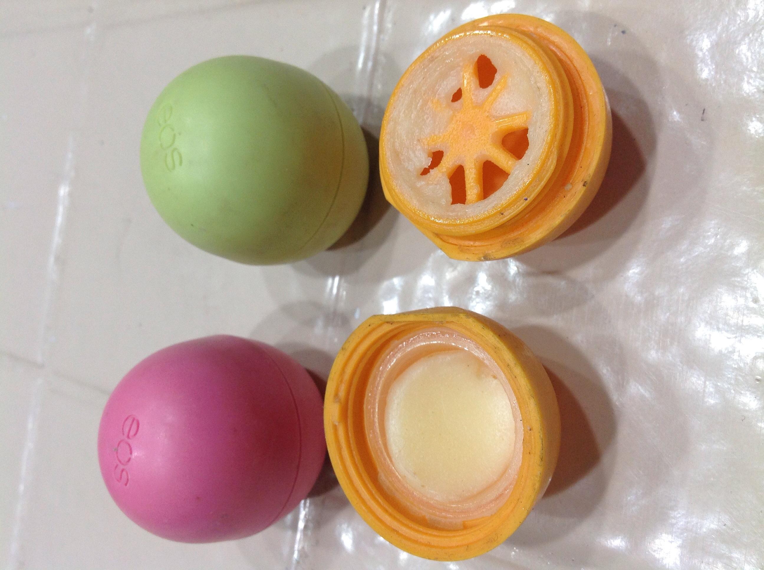 eos® Organic Smooth Sphere Lip Balm uploaded by Alex V.