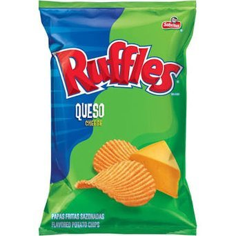 Ruffles® Queso Cheese Flavored Potato Chips uploaded by Alicia C.