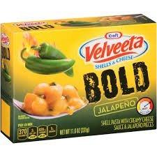 Velveeta Jalapeno Cheese Sauce 6-4 oz. Pouches Display uploaded by CONSTANCE C.