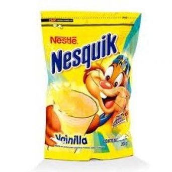 Nestlé Nesquik Banana Milkshake Mix Tub 500g uploaded by Dafne R.