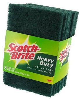 Scotch-Brite Scrub Sponge, Extreme Clean (Pack of 4) uploaded by Dafne R.