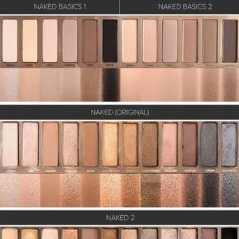 Urban Decay Naked Palette uploaded by Arlet B.